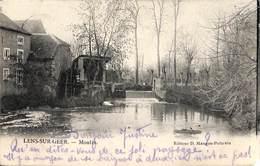 Lens-Sur-Geer - Moulin (Editeur D. Mangon-Poitevin, 1906) - Oreye