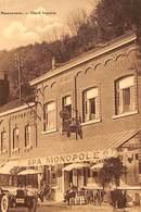 Nessonvaux - Hôtel Impéria (animée, Café, Oldtimer, Rare) - Trooz
