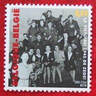 WWII War Oorlog En Vrede 1945 OBC N° 3392 (Mi 3440) 2005 POSTFRIS MNH ** BELGIE BELGIEN / BELGIUM - Belgien