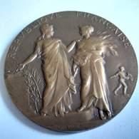 Médaille En Bronze Ministère De L'agriculture. Association Science.Labour (28.9) - Professionnels / De Société