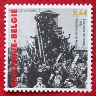 WWII War Oorlog En Vrede 1945 OBC N° 3394 (Mi 3442 2005 POSTFRIS MNH ** BELGIE BELGIEN / BELGIUM - Belgien