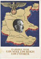 Propaganda Card  SUDATENLAND - War 1939-45