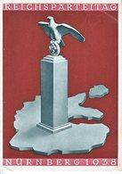 Propaganda Card  NURNBERG  RALLY  1938 - War 1939-45