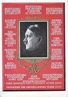 Propaganda Card  BIRTHDAY  1939  USED - Briefe U. Dokumente