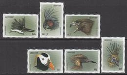 1999 Lesotho Birds Oiseaux Kingfisher  Complete Set Of  6 MNH - Lesotho (1966-...)