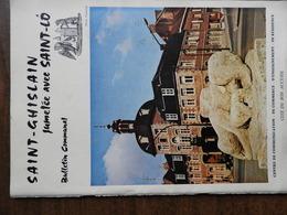 Saint-Ghislain Jumelée Avec Saint-Lô - Bücher, Zeitschriften, Comics