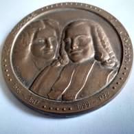 Médaille En Bronze.Notariat Français Caisse Des Dépôts.A Loisel... (28.7) - France