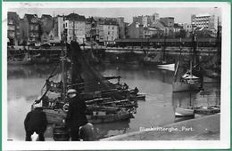 ! - Belgique - Blankenberghe - Le Port - Blankenberge