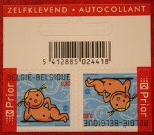 Wenszegels Baby OBC N° 3404 (Mi 3452) 2005 POSTFRIS MNH ** BELGIE BELGIEN / BELGIUM - Belgien
