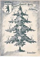 Propaganda Card  BERLIN  CHRISTMAS  FAIR - War 1939-45