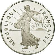 Monnaie, France, Semeuse, Franc, 2001, FDC, Nickel, Gadoury:474b, KM:925.2 - France