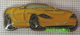CORVETTE C6 Ou C7 JAUNE - Corvette