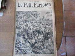 LE PETIT PARISIEN  DU 11 MARS 1894 LA MARCHE DE LA COLONNE JOFFRE SUR TOMBOUCTOU,RECEPTION DE LA REINE DES REINES A LA - Journaux - Quotidiens