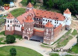 Belarus Mir Castle UNESCO New Postcard Weißrussland AK - Belarus