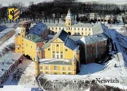 Belarus Nesvizh Castle UNESCO New Postcard Weißrussland AK - Belarus