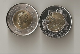 Canada - 2 Dollars 1999 UNC Lemberg-Zp - Canada