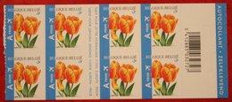 8x Blumen Bloemen Fleur Flower OBC N° 3406 (Mi 3454) 2005 POSTFRIS MNH ** BELGIE BELGIEN / BELGIUM - Belgien