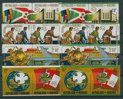 BURUNDI, 1974, UPU Centenary 8x2v [:]   MNH - U.P.U.