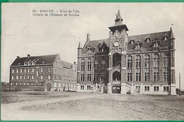 ! - Belgique - Knokke - Hôtel De Ville Et Colonie De L'Enfance - Knokke