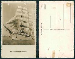 PORTUGAL - OUTROS [ 0428 ] - BARCOS SHIP BATEAU PAQUEBOT STEAMER - NAVIO ESCOLA SAGRES - Voiliers