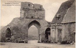 DOMME - Porte Delbos (Vue Intérieure) - Frankreich