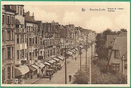! - Belgique - Knokke - Avenue Du Littoral - Knokke