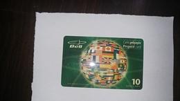 Canada-(bel-pre-0010)-taxes Incluses-(36)-(10$)-tirage-100.000-mint Card+1card Prepiad Free - Kanada
