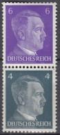 DR S 292, Postfrisch **, AH 1941 - Zusammendrucke