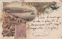 Souvenir De SMYRNE -LITOGRAPHIED - Turkey