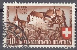 SCHWEIZ  356 III, Gestempelt, Pro Patria 1939 - Pro Patria