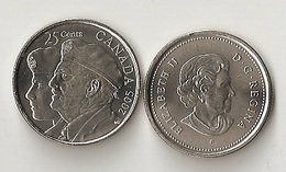 Canada - 25 Cents 2005 UNC Year Of The Veteran Lemberg-Zp - Canada