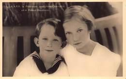 Koninklijke Families   La Princesse Joséphine-Charlotte Et Le Prince Baudouin  I 5924 - Koninklijke Families