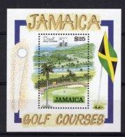 JAMAICA Yt. BF34 MNH** Blok 1994 - Jamaique (1962-...)