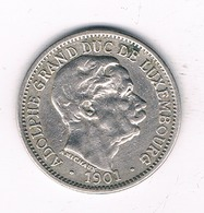 10 CENTIMES 1901  LUXEMBURG /2369/ - Luxembourg