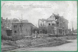 ! - Belgique - Ypres (Ieper) - 1914-1918 - Ruines De La Prison Cellulaire - Avec Timbre COB OPB 135 Sur Lettre - Ieper