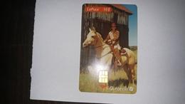 Canada-(pc-que-q10066)-festival Western 2-(39)-(10$)-used Card+1card Prepiad Free - Canada