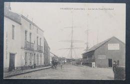 CPA - Paimbouef - La Rue Du Haut-Paimboeuf - Attelage Ponts Et Chaussées - Paimboeuf
