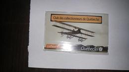 Canada-(pc-que-q10077)-club Des Collection-(40)-(tirage-2345)-mint Card+1card Prepiad Free - Canada
