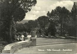 Vittoria (Ragusa) Villa Comunale, I Giardini - Vittoria