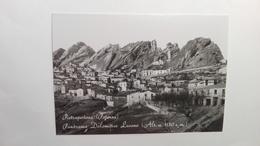 Pietrapetrosa (Potenza) - Panorama Dolomitico Lucano - Italy