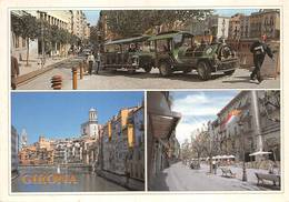 Girona Gerona Train Touristique Sur Pneus - Gerona