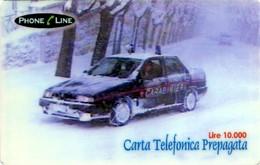 *ITALIA* - PHONE LINE - Scheda Usata - Italy
