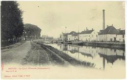 BRUGES - Le Canal D' Ostende ( Scheepsdaele ) Sugg.Série 11 N° 68 - Brugge