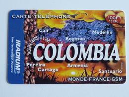 IRADIUM  COLOMBIA   -  15 € - 31/12/2003 - France