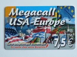 Megacall USA EUROPE - France