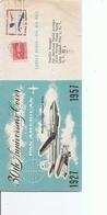 Cuba ( Lettre Par Avion De 1957 De LaHavane Vers Les USA à Voir) - Cuba