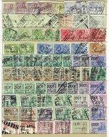 BELGIUM, Fiscales, Used, F/VF - Steuermarken