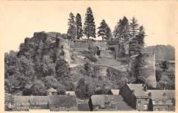 LA ROCHE EN ARDENNE - Le Vieux Château - La-Roche-en-Ardenne