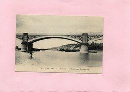 F1803 - NEVERS - 58 - Le Viaduc Et La Batte Des Montapins - Nevers