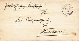 Usingen/Ts.  -  Wernborn/Ts. - Historical Documents